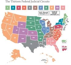 federal circuit court map u s circuit court map maps circuit court