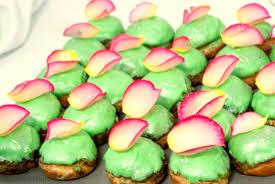 recipe pistachio and rose profiteroles u2014 le céleste pâtisserie