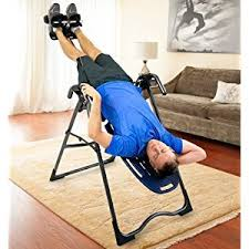 inversion table for neck pain what is the best inversion table quora