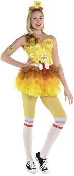 city costumes create your own women s spongebob costume accessories party city