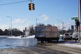 Soup Kitchen Michigan 2 000 Dte Customers Still Without Power All With Consumers Energy