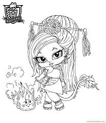 baby bratz coloring pages appear cute when you u0027ve finish colorful
