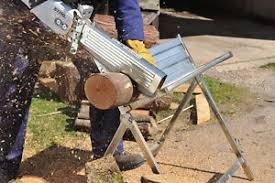 Log Saw Bench Dabaro Logmate Log Saw Horse Quality Chainsaw Log Bench Ebay