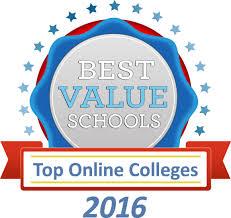 Best Value Resume by 50 Best Online Colleges And Universities 2017 Best Value Schools