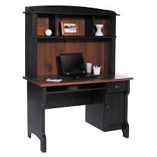 Wood Computer Desks by Solid Wood Computer Desk With Several Drawers An Option Computer