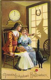 vintage halloween wallpaper 1096 best vintage postcards halloween images on pinterest