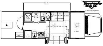 toterhome floor plans showhauler motorhome conversions recent builds
