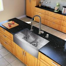 kitchen sink with faucet set sink faucet sets top stock deals buy sinks