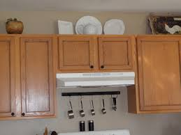 Where To Put Knobs On Kitchen Cabinets We Did A Pinstripe Stain On Our Kitchen Cupboard Doors We Also