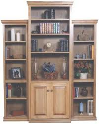 Extra Tall Bookcases Custom Woodcraft Bookcase Options