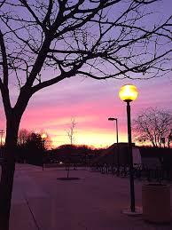 Eagles Nest Va Nursing Home Atlanta Ga Vienna Metro Early Morning Sunrise On My Way To Work Fairfax
