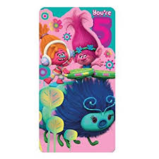trolls 5th birthday card amazon co uk office products