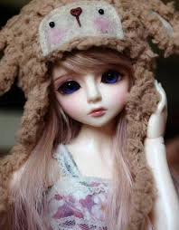 cute barbie doll dp girls