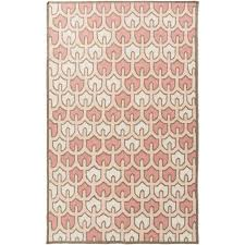 Checkerboard Area Rug Artistic Weavers Mason Pastel Pink 2 Ft X 3 Ft Indoor Area Rug