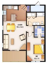 Ellis Park Floor Plan by Hampton Run Dawn Homes Management