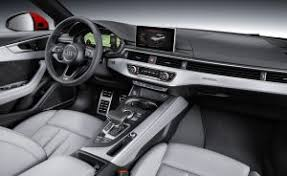 audi a6 interior at 2018 audi a6 changes interior price and release date 2017 2018