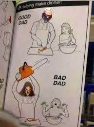 Meme Dad - dad dad 76 know your meme