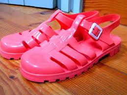 ellalexandra jelly sandals love them or them