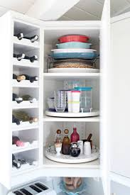corner kitchen cabinet liner the tiny miracle you need for your corner cabinets kitchn