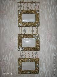 how to make cardboard photo frames simple craft ideas