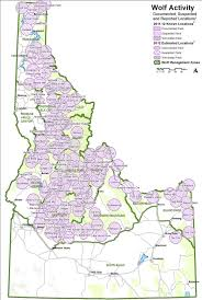 Utah Idaho Map by Updated North Idaho Wolf Makes 850 Mile Jaunt To Utah The