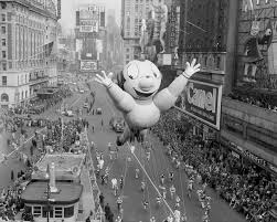 thanksgiving parade history macy s balloon mishaps time