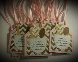 Baking Favors by Cooking Favors Etsy
