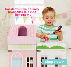 rosebud toys and doll houses from early learning centre