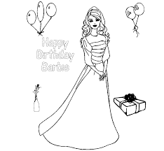 colour drawing free wallpaper the free printable barbie coloring