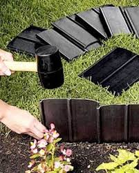Flower Bed Border Ideas Creative Flower Bed Edging Ideas Ortega Lawn Care
