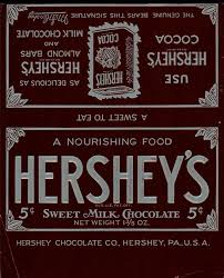 hershey candy bar wrapper template chocolate bar wrappers