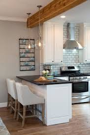 Kitchen Peninsula Lighting Lovely Best 25 Kitchen Peninsula Ideas On Pinterest Kitchen Bar