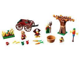 lego thanksgiving harvest 40261 lego shop