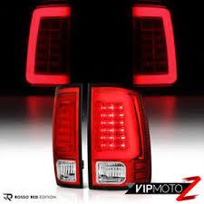 dodge ram led tail lights 2009 2018 dodge ram 1500 2500 3500 tron style neon tube led tail
