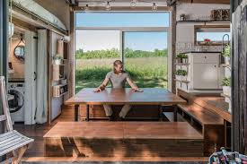 Micro Homes Interior This U201calpha U201d Tiny House Will Change The Way You Look At Micro