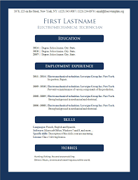 simple resume template word free cv templates 156 to 162 free cv template dot org