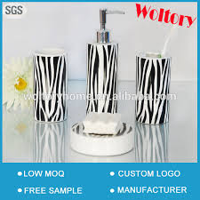 list manufacturers of bathroom accessories made of bamboo buy