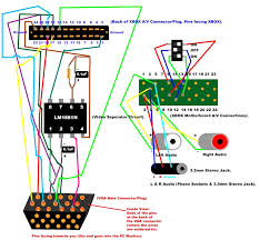 vga cat5 wiring diagram wiring diagram weick