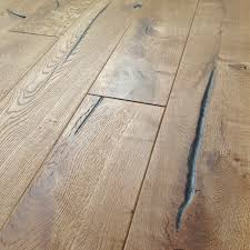 Distressed Engineered Wood Flooring Amazing Loire Distressed 20mm Oak Heavy Brushed Engineered