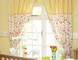 Curtains For A Nursery Room Curtains Avoid Plain Colored Window Treatments