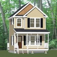 Backyard Guest House Plans by Buttercup Guest House 780 Sq Ft Cottage With A Bedroom And