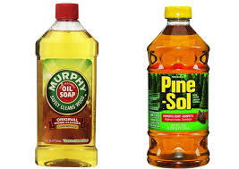 can i use pine sol to clean wood cabinets murphy s soap vs pine sol homeverity