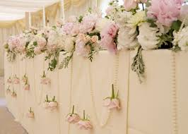 wedding flowers essex wedding flowers how to style your top table our jades