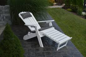 Adirondack Chair With Ottoman A L Furniture Plastic Folding Adirondack Chair With Ottoman