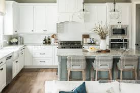 colored kitchen cabinets with stainless steel appliances which appliance finish should you choose for your kitchen