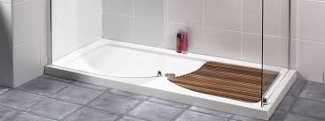 stylish u0026 accessible walk in showers design u0026 fit by more ability