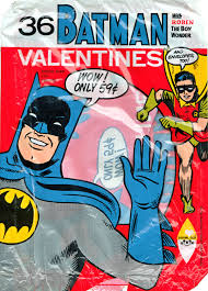 batman valentines card your with batman cards from the 60s fanboy