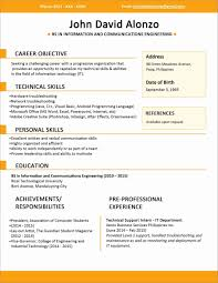 resume format for freshers electrical engg vacancy movie 2017 13 fresh resume format for software developer fresher resume