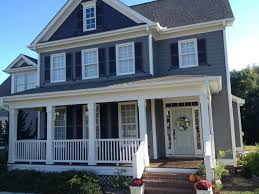 grey house exterior paint sherwin williams emerald no fade