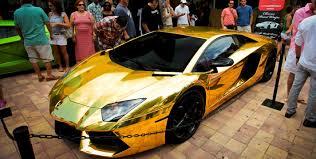 car lamborghini gold lamborghini in gold
